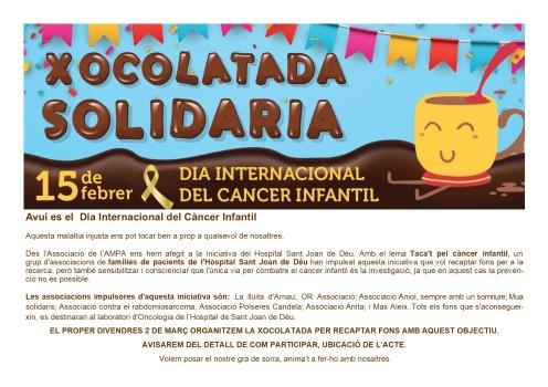 dia internacional contra el cancer